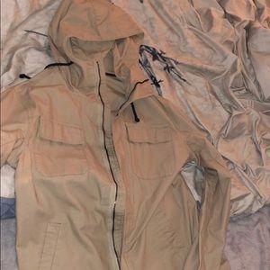 Mens Divide, H&M brand jacket